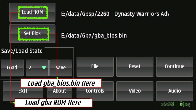gameboy advance bios file